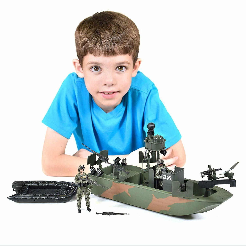 Elite Warfare Gunboat