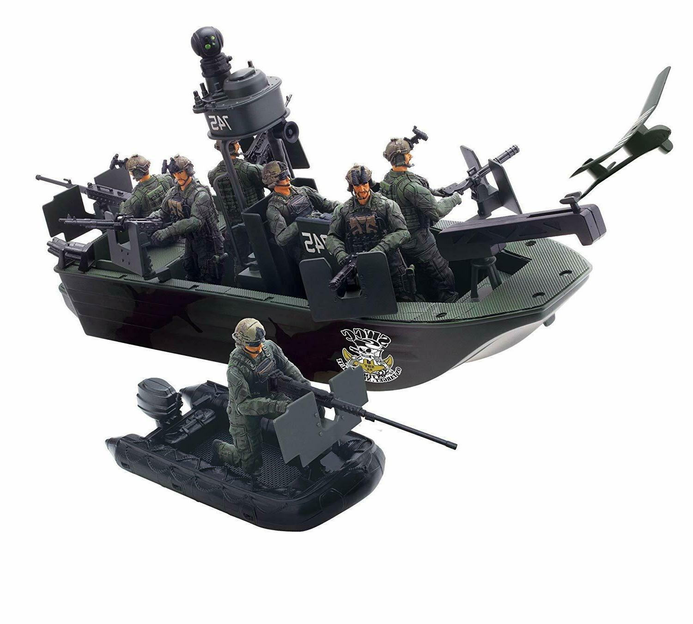 naval special warfare gunboat vehicle