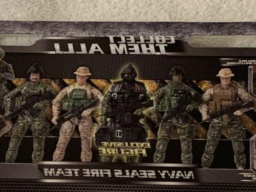 Elite Force Seals Fire 5-Pack with Bonus Jumper