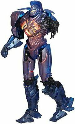 "Pacific Rim NECA Anteverse Gipsy Danger Exclusive 7"" Action"