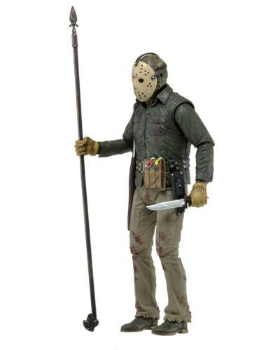 "NECA Friday 13th - 7"" Scale Figure Ultimate Part 6 Jason Voorhees"