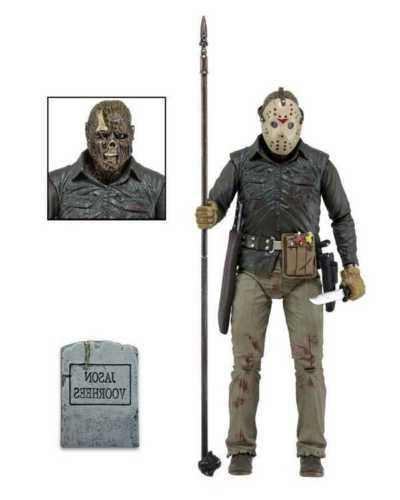 neca friday the 13th 7 scale action