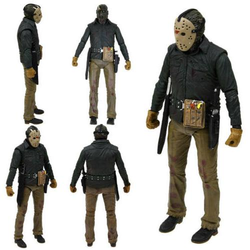 """NECA Friday the Jason 6 7"""" Ultimate Action 1:12 Scale"""