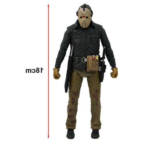 "NECA Jason Part 7"" Ultimate Action Figure"