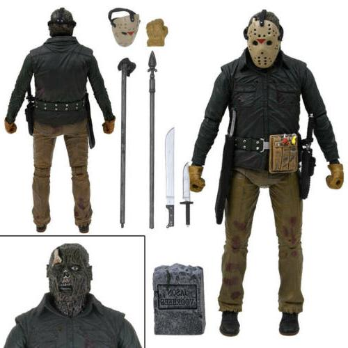 neca friday the 13th jason voorhees part