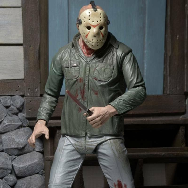"NECA the Part Jason Voorhees 7"" Action"