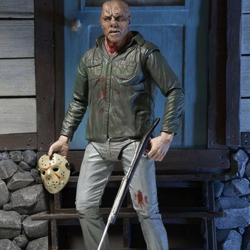 NECA Voorhees Ultimate Figure