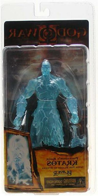 Neca God Of War Ii Video Game Magic Of The Gods Action Figur