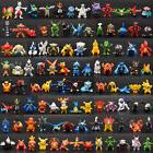 NEW 144pcs Pokemon Toy Set Mini Action Figures Pokémon Go M