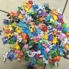 New 144pcs/set Pikachu Pokemon Go Mini Action Figure Toy 1''