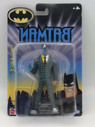 new 2005 dc batman two face action