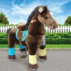 PonyCycle New 2018 Ride On Horse for 4-9 Years Old - Upgrade