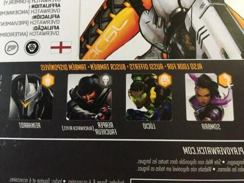 New 2018 Overwatch Tracer 6-Inch Figure E6486