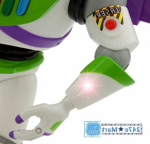 "NEW! Disney Advanced Buzz Figure 12"" Disney Toy"