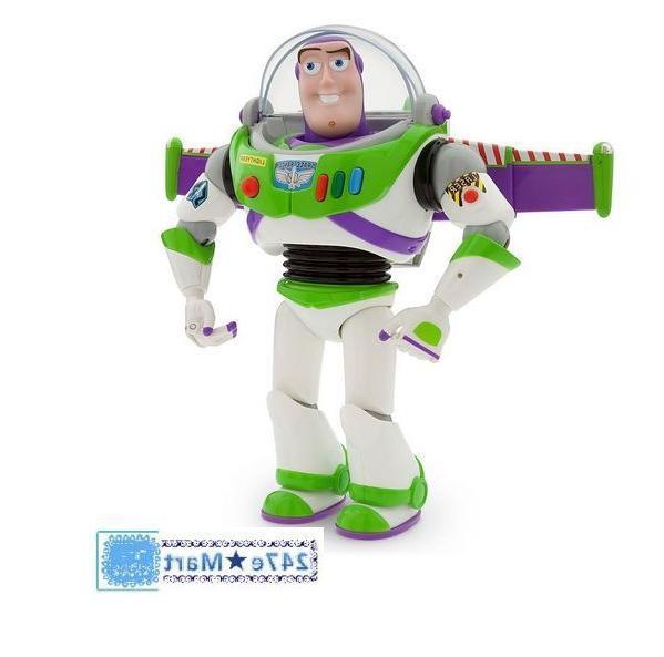 NEW! Advanced Buzz Figure Disney