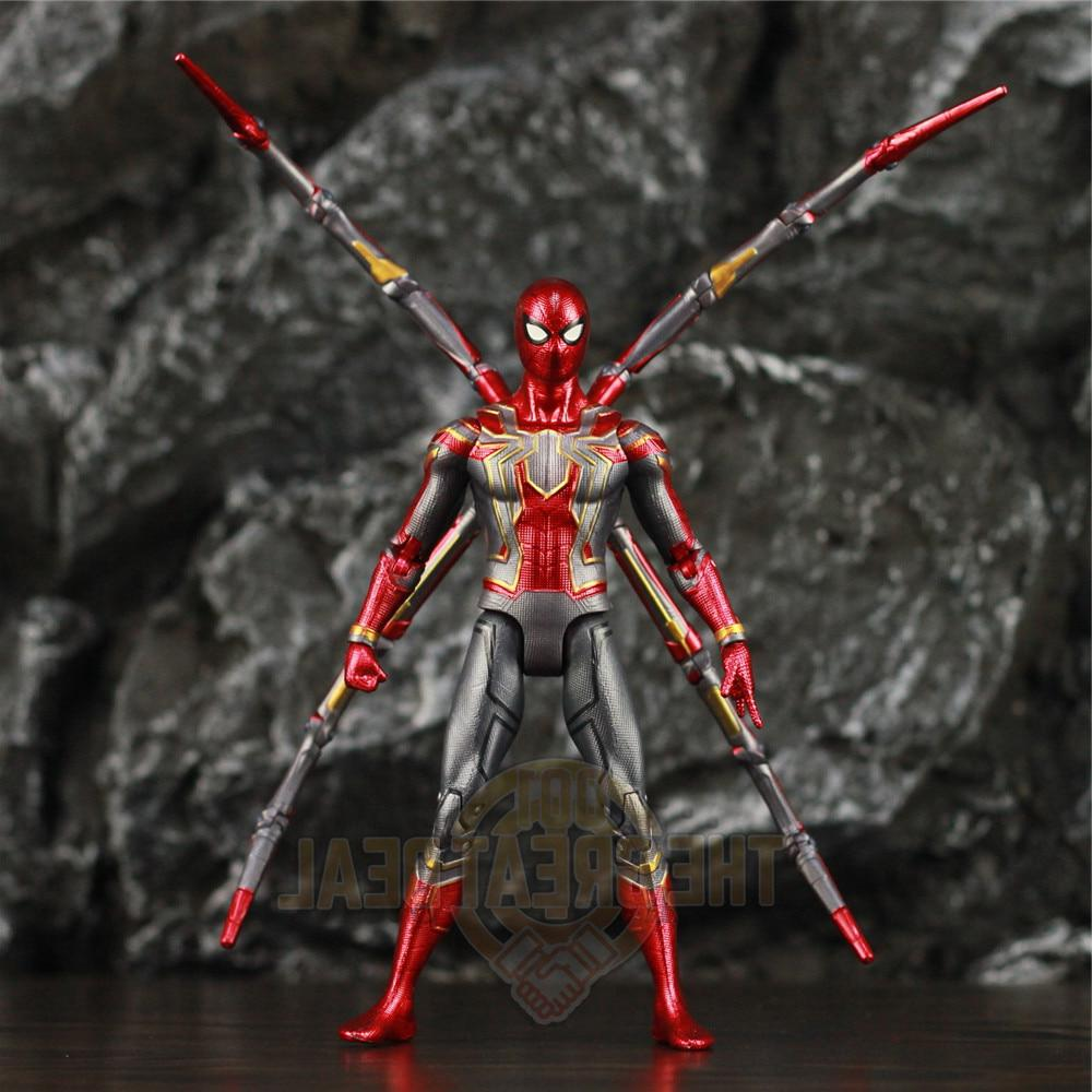 New Marvel Infinity War Man Action Figure Toy