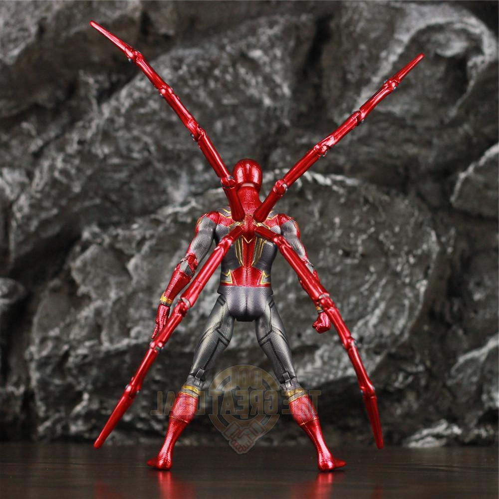 New Marvel Legends Infinity Endgame Spider Man Toy