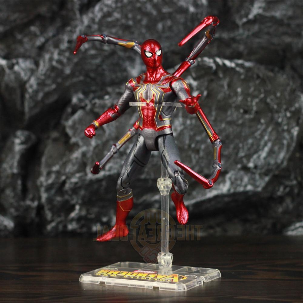 "New Marvel Infinity War Endgame Man 6"" Figure Toy"