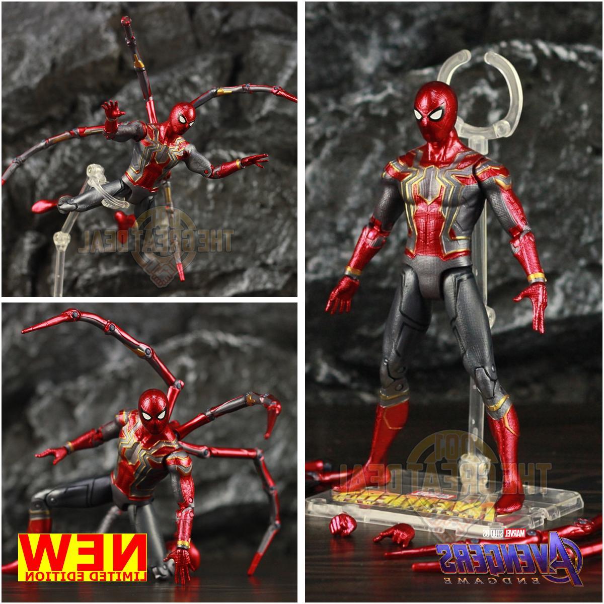 new avengers infinity war endgame spider man