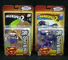 New - BIZARRO & SUPERGIRL Action Figures - DC Super Heroes S
