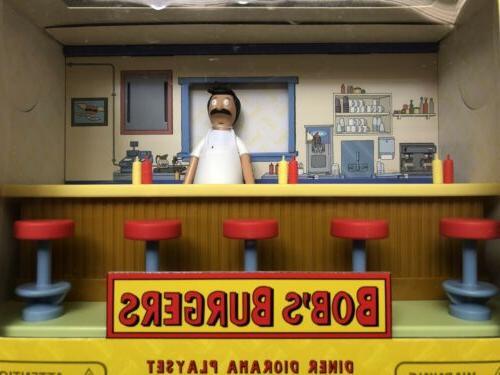 New Bob's Diorama Playset - Bob Action