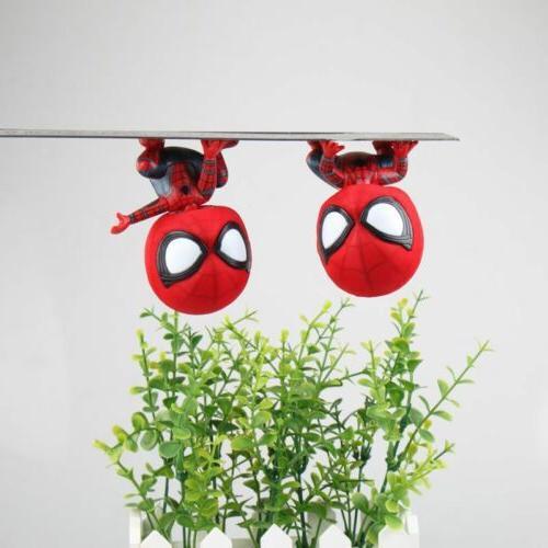 New Cute Bobble Head Figure Car Accessories Spider-Man US