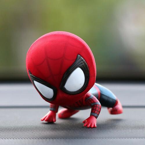 New Spiderman Head Spider-Man