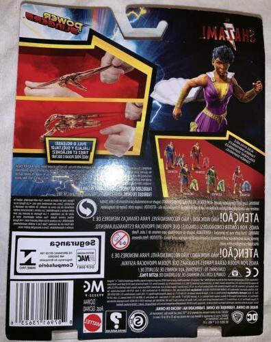 """New DC Shazam Movie 6"""" & Greed Slingers"""