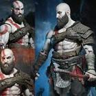NEW God of War 2018 Action Figure Kratos Neca Scale Collecti