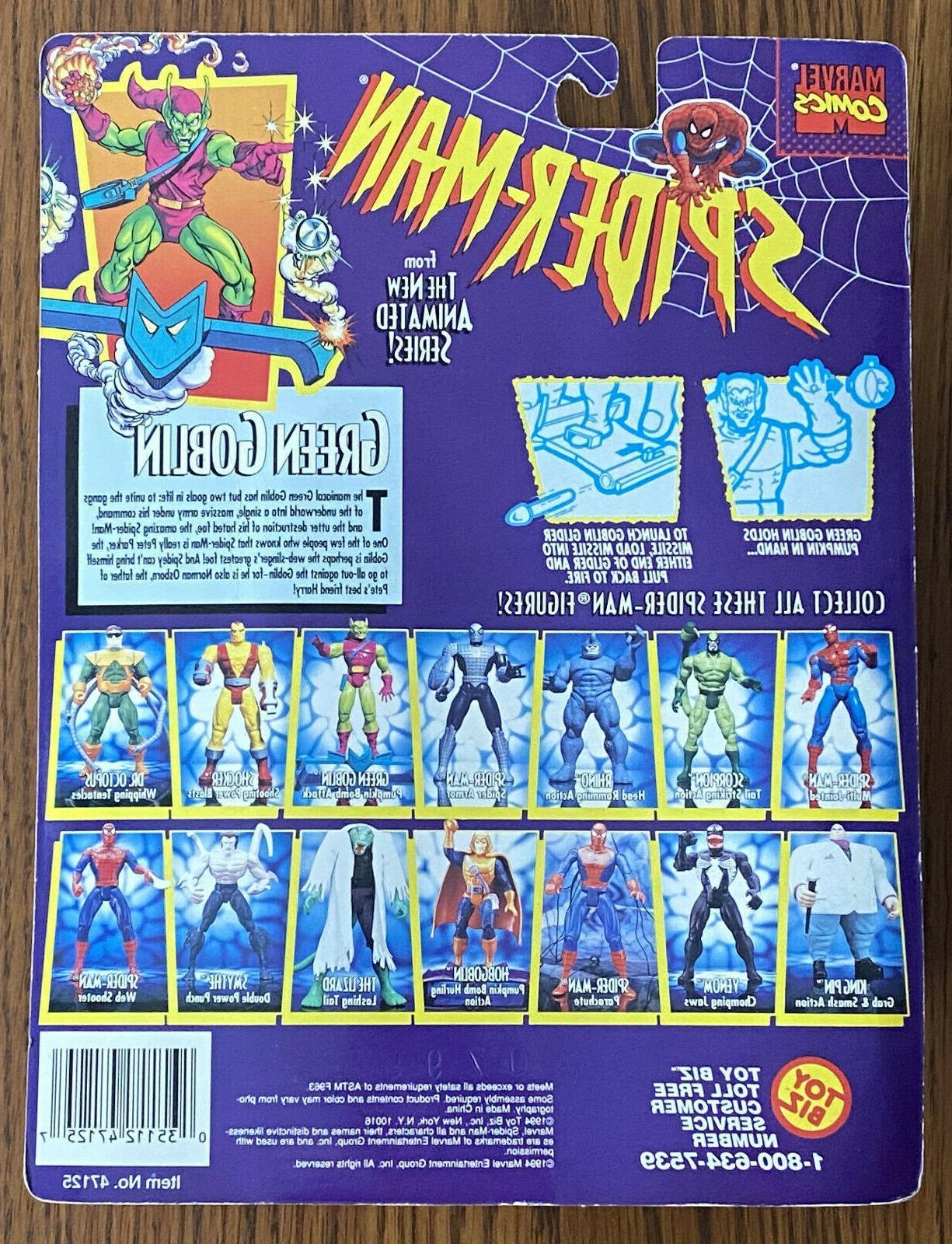 NEW GOBLIN 1994 ACTION SPIDER-MAN Comics