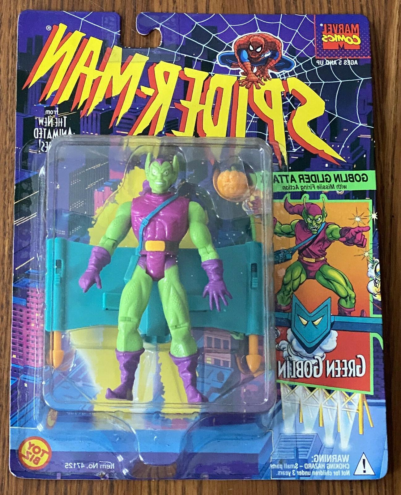 new in box green goblin 1994 action