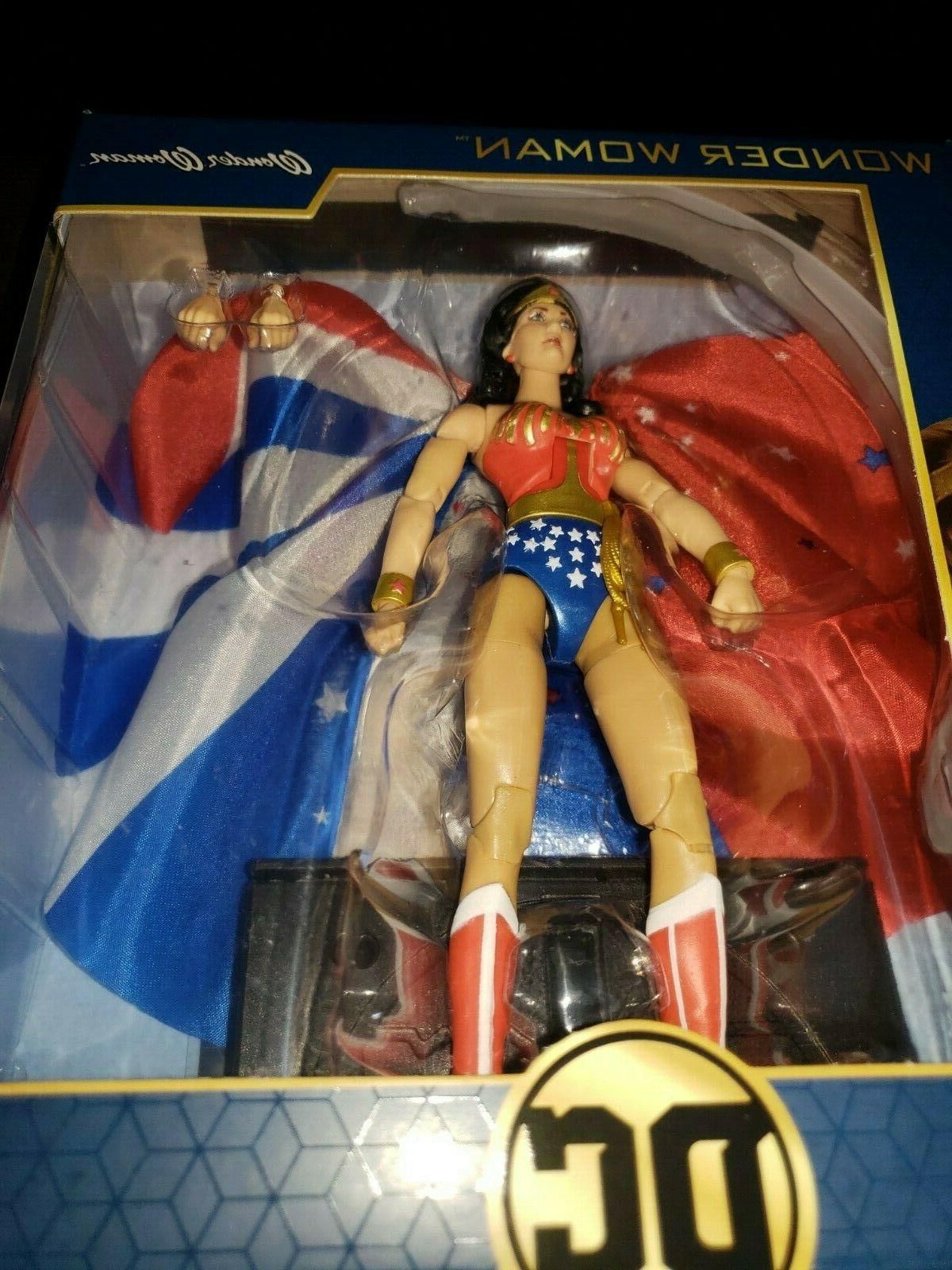 NEW Lynda TV figure Wonder Woman DC Multiverse Mattel