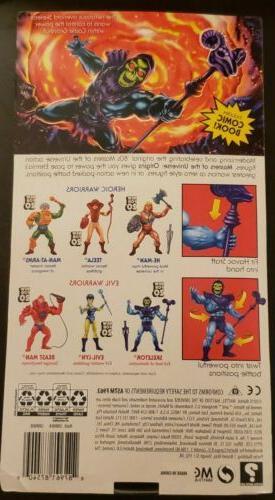 New Universe Origins Skeletor Action Retro 2020 Mattel