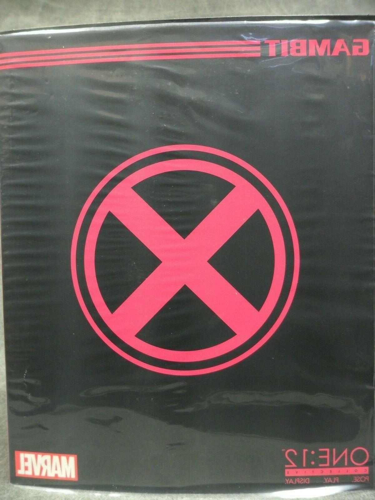 Mezco Gambit X-Men Action Authentic