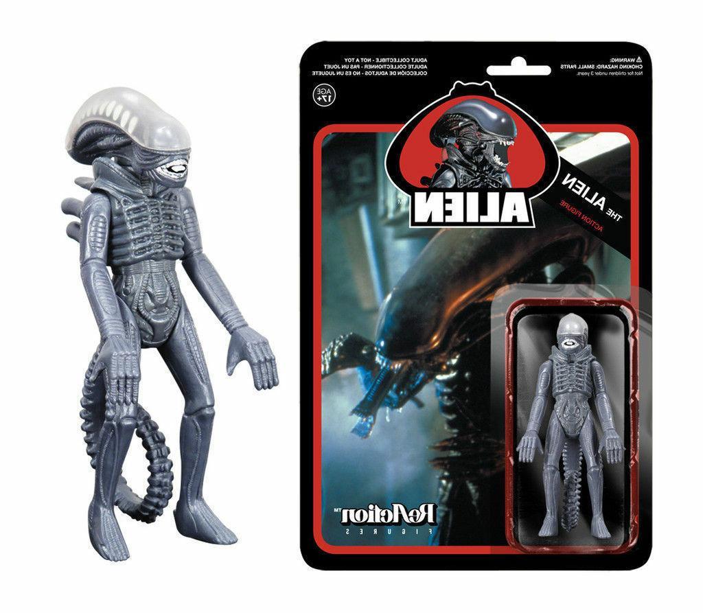 new reaction alien big chap 3 3
