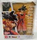 New Bandai S.H Figuarts Dragonball Z Son Goku A Saiyan Raise