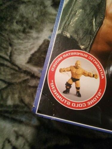 New sealed WWE Retro Figure COLD STEVE 2