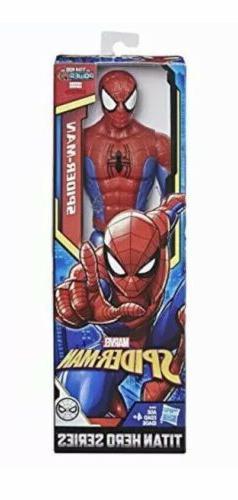 New Spider-Man Titan Hero Series Spider-Man Figure 12 Inch