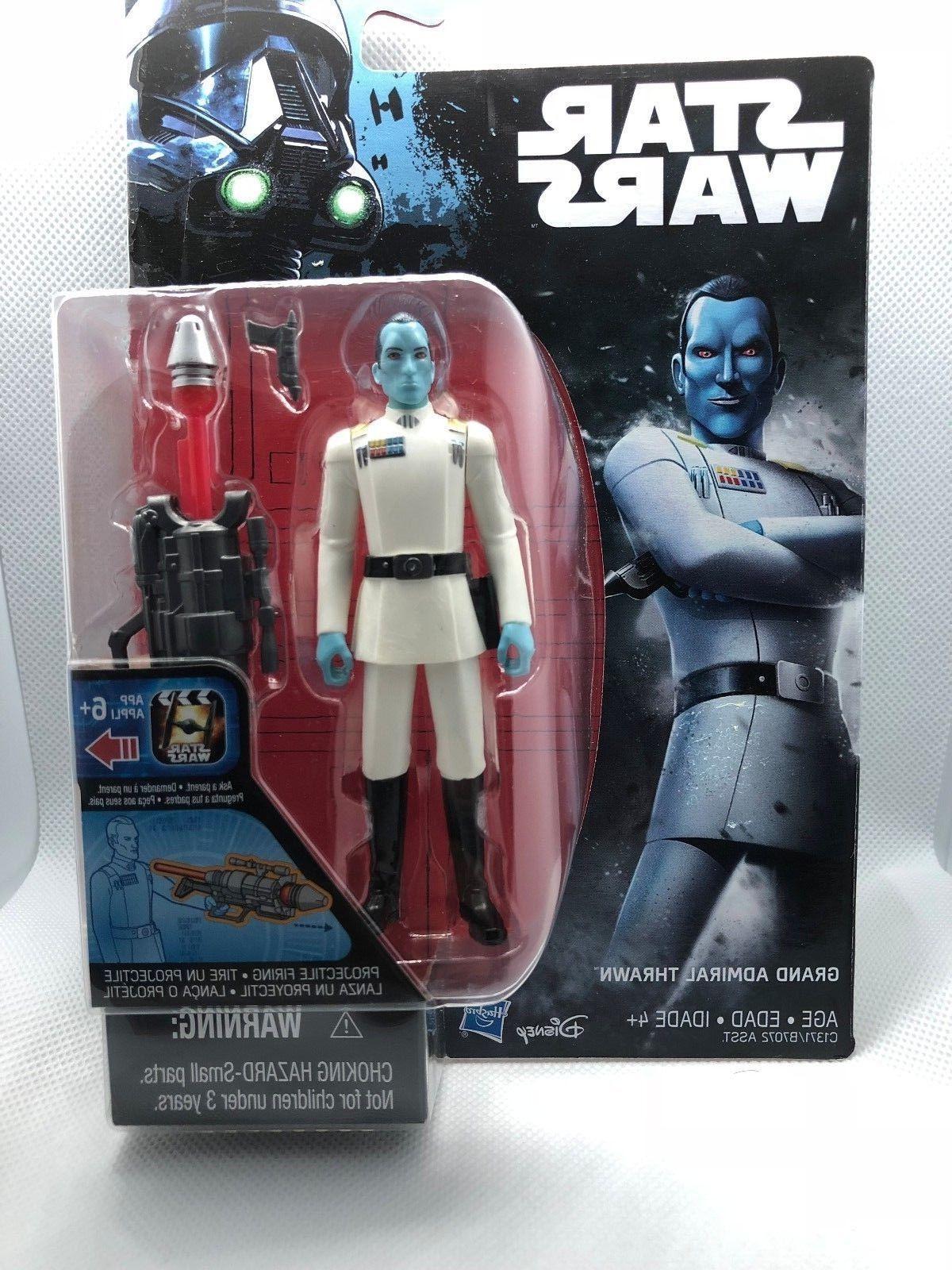 new starwars grand admiral thrawn action figure