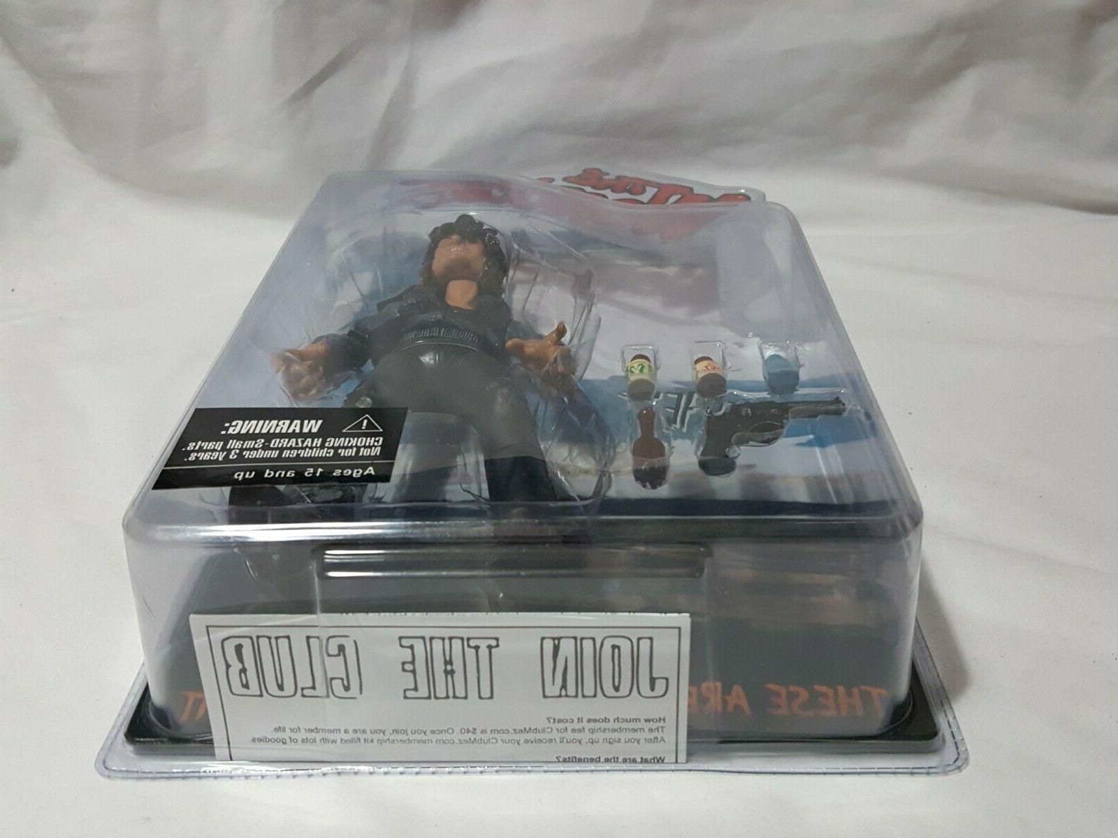 NEW Mezco SEALED toy warrior luthor 2005