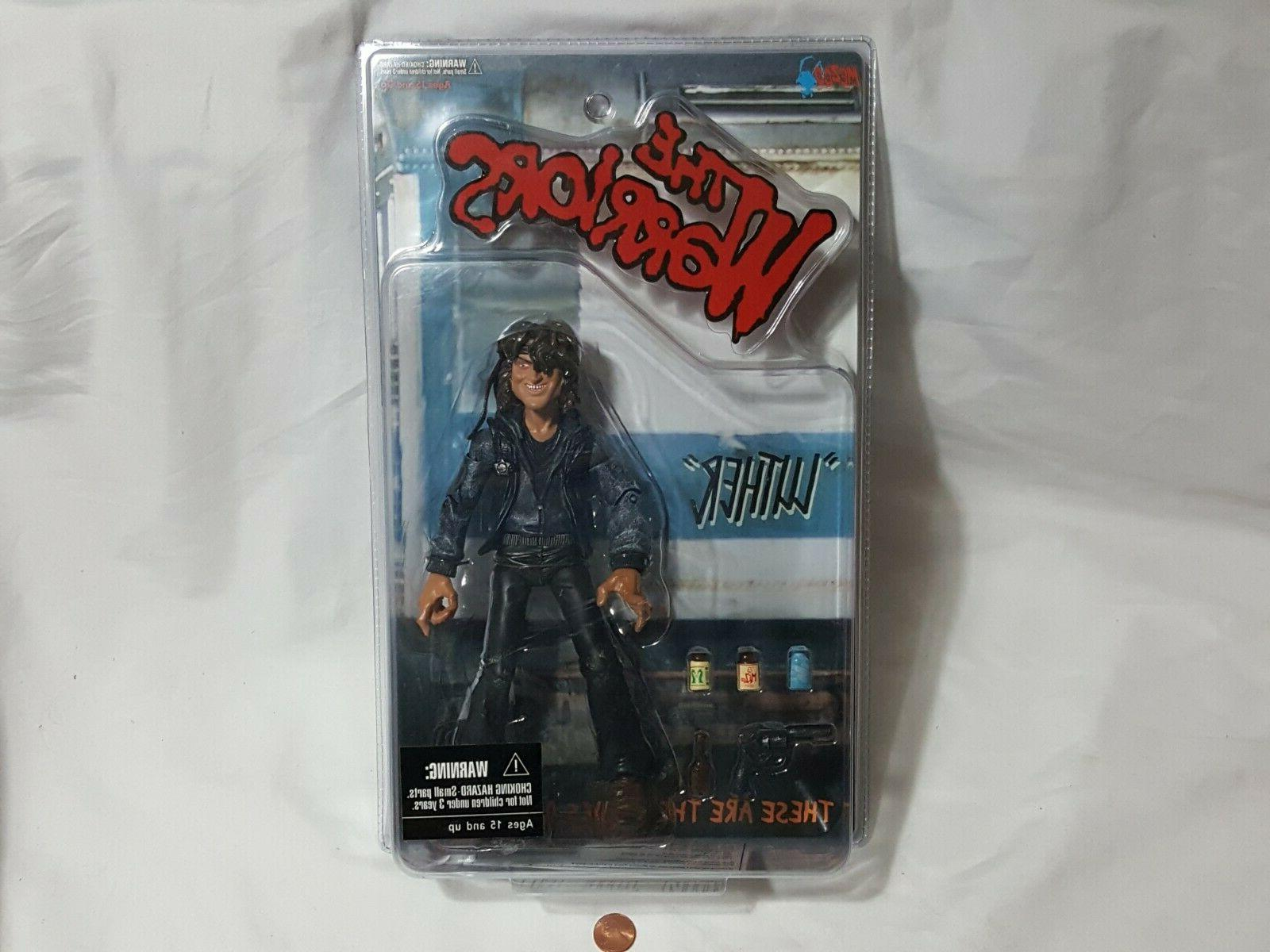 new the warriors luther action figure sealed
