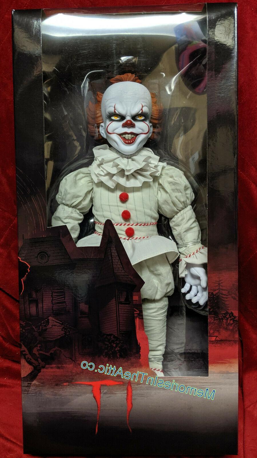 """NEW Mezco Toyz Series 18"""" Doll Stock Jumbo"""