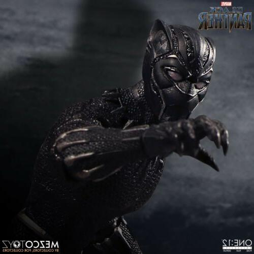 NEW COLLECTIVE BLACK PANTHER COLLECTIBLE FIGURE
