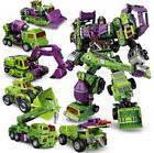 NEW Transformers NBK Devastator Transformation Boy Toy Overs