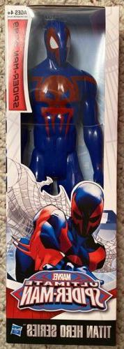 New Ultimate Spider-Man 2099  Titan Hero Series 12 inch Acti