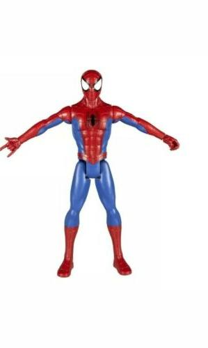 NEW Marvel Ultimate Spider Man Hero 12 in Action Doll