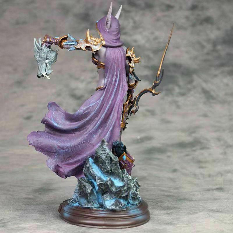 Sylvanas Figure WOW Collection