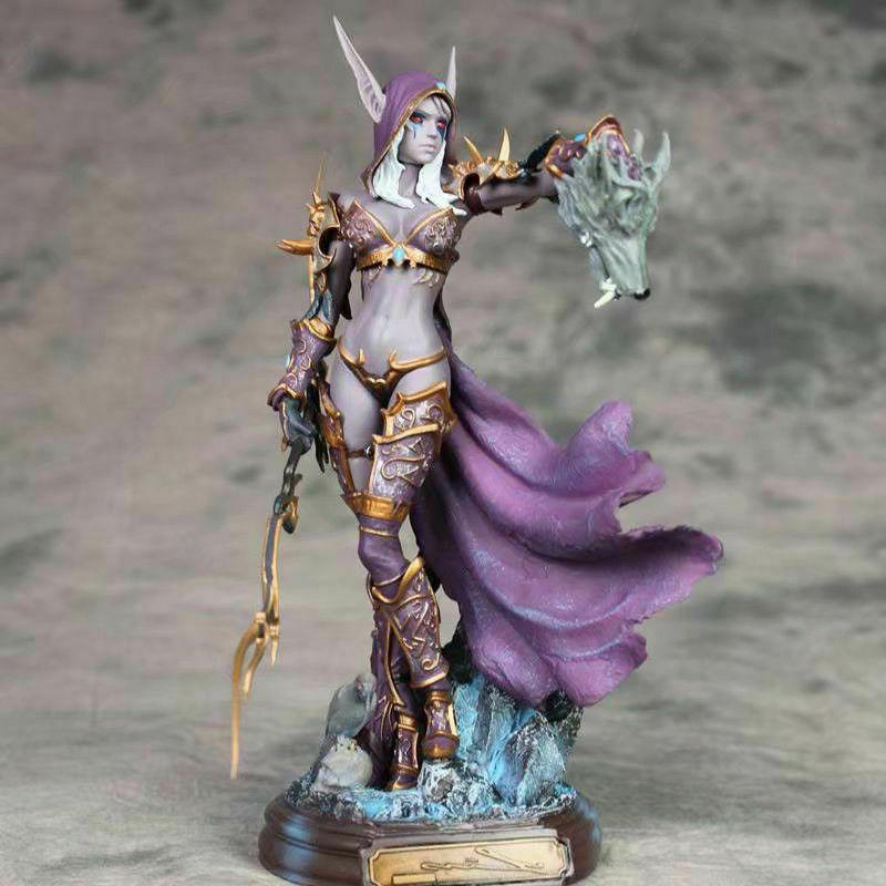 New Warcraft Sylvanas Action WOW Collection