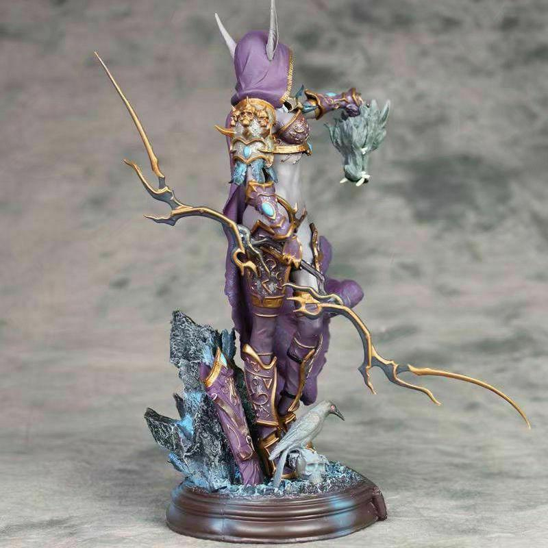 New World of Sylvanas Action WOW Collection Model