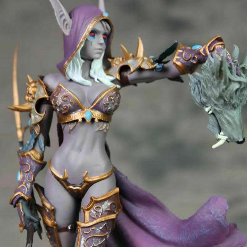 New of Warcraft Sylvanas Windrunner WOW